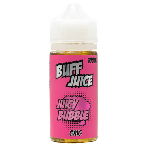 Juicy Bubble by Buff Juice E-Liquid- VapeRanger Wholesale eLiquid/eJuice