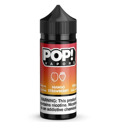Juicy Mango Strawberry by Fruit POP! E-Liquid- VapeRanger Wholesale eLiquid/eJuice