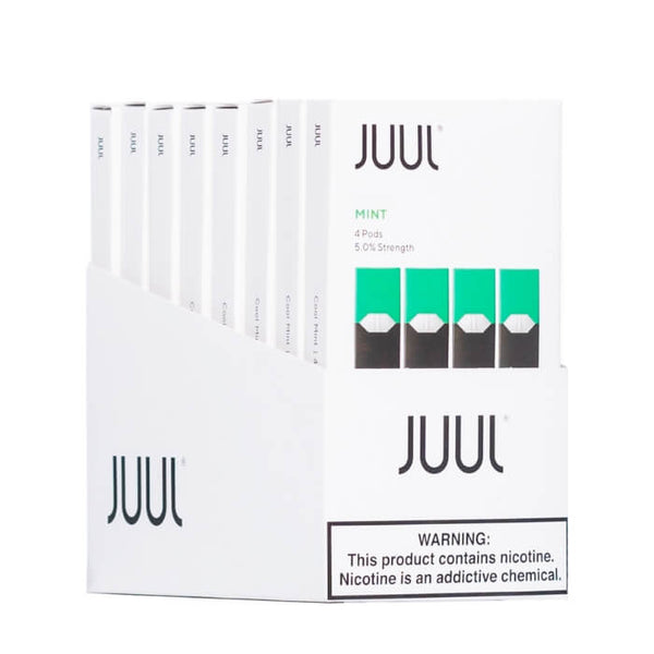 JUUL Mint Pods (4-Pack) #2