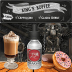 King's Koffee by Dragon Kosher Liquids eLiquid by Dragon Liquids - eJuice Wholesale on VapeRanger.com