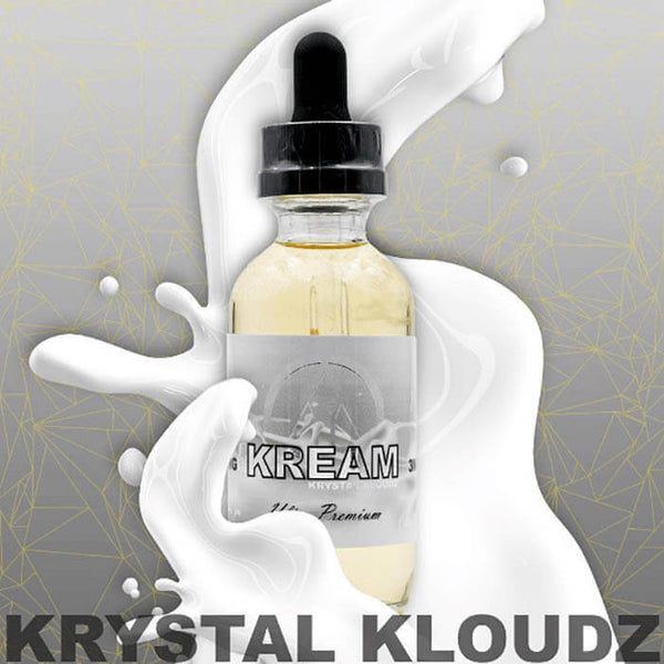 Kream by Krystal Kloudz E-Liquid #1