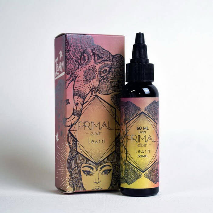 Learn by Primal Elixir eJuice