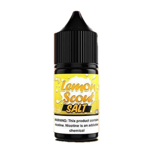 Lemon Scout by Avg Joes Nicotine Salt E-Juice- VapeRanger Wholesale eLiquid/eJuice