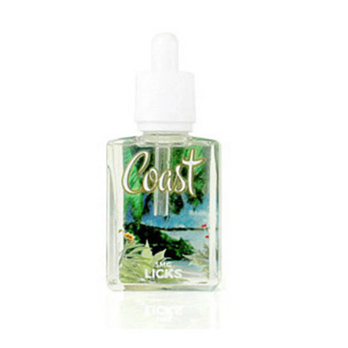 Licks by Coast Blends eJuice