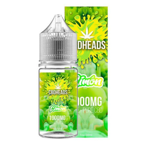 Lifted Liquids CBD Limon CBD Vape Juice- VapeRanger Wholesale eLiquid/eJuice