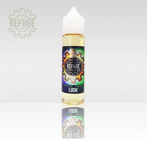 Lush by The Refuge Handcrafted E-Liquid- VapeRanger Wholesale eLiquid/eJuice