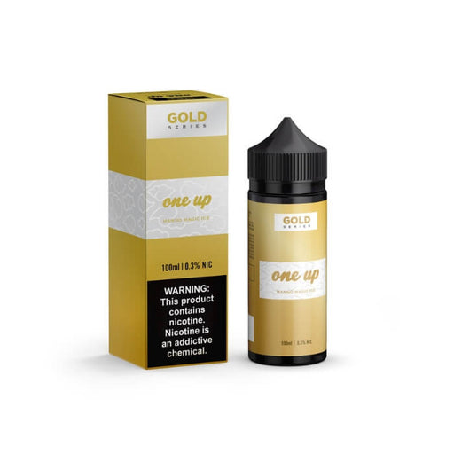Mango Magic Ice Gold by OneUp Vapors- VapeRanger Wholesale eLiquid/eJuice