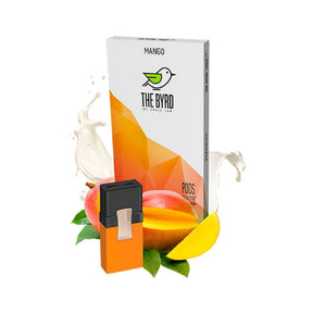 Mango Refill Pod (10 Pack) by The Byrd Vapor eLiquid by The Byrd Vapor - eJuice Wholesale on VapeRanger.com