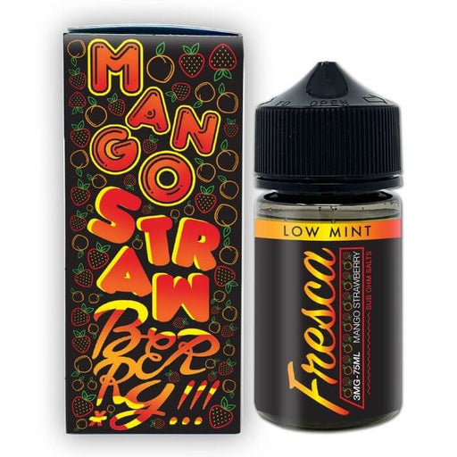 Mango Strawberry by Fresca E-Liquid-Unavailable- VapeRanger Wholesale eLiquid/eJuice