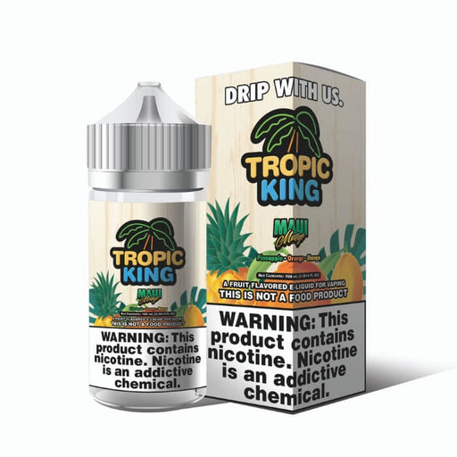 Maui Mango by Tropic King eJuice- VapeRanger Wholesale eLiquid/eJuice