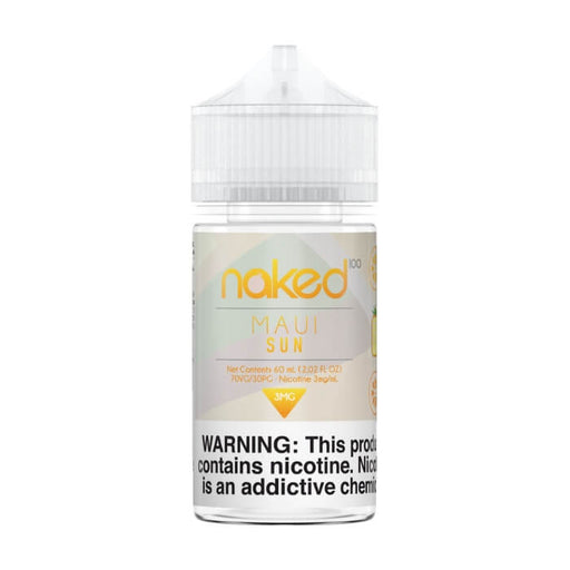 Maui Sun by Naked 100 Fruit E-Liquid- VapeRanger Wholesale eLiquid/eJuice