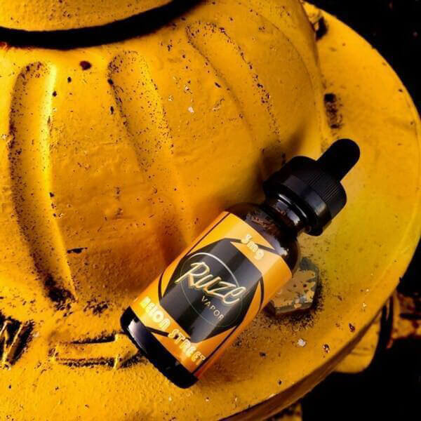 Melon Street by Ruze Vapor E-Juice
