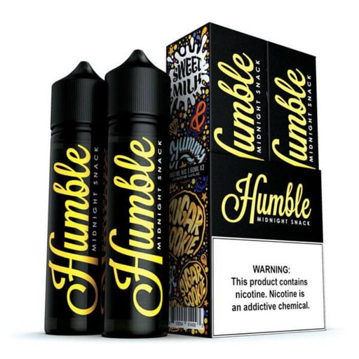 Midnight Snack Twin Pack by Humble Juice E-Liquid- VapeRanger Wholesale eLiquid/eJuice