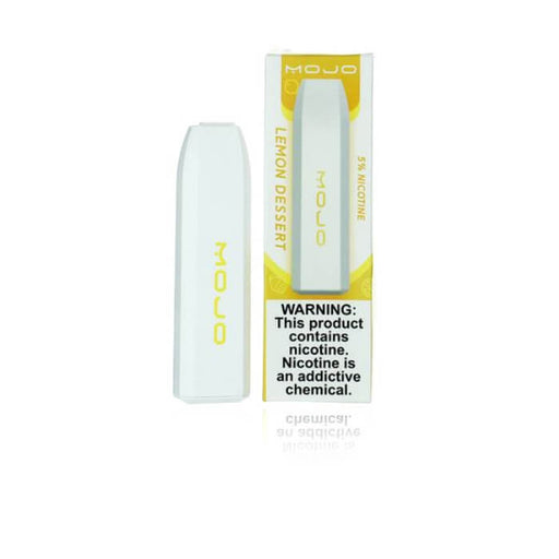 Mojo Lemon Dessert Disposable Pod Device- VapeRanger Wholesale eLiquid/eJuice