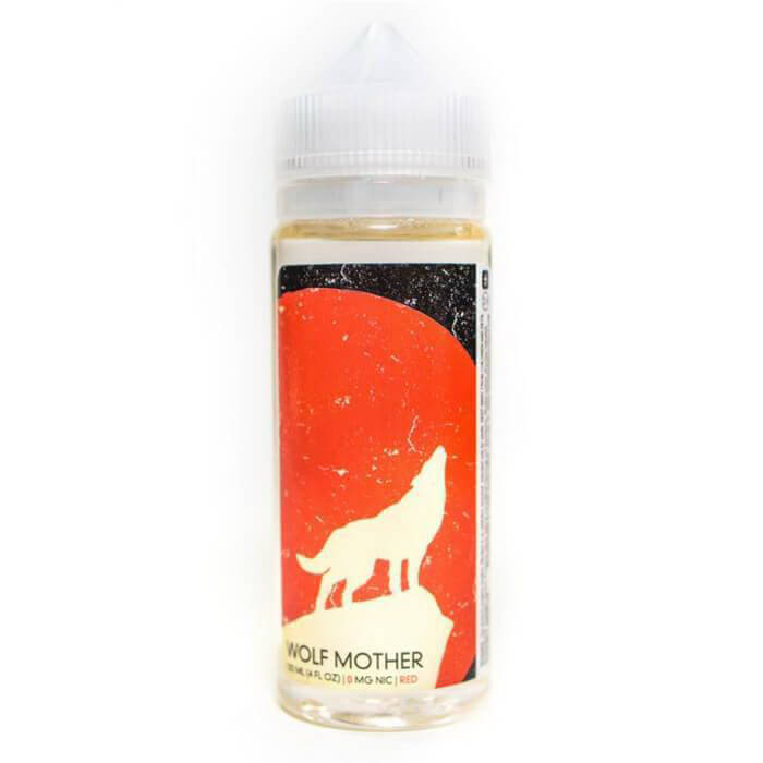 Mother of Red by Wolf Mother E-Liquid #1