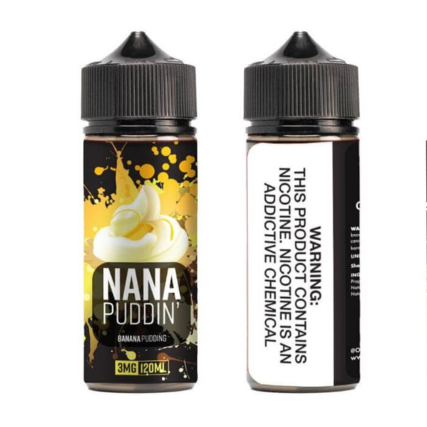 Nana Puddin by OOOFlavors E-Juice