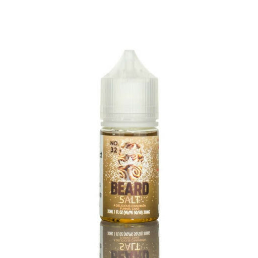 No. 32 by Beard Salts E-Liquid- VapeRanger Wholesale eLiquid/eJuice