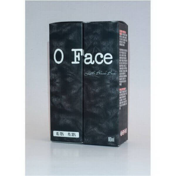 O Face by Little Black Book E-Juice