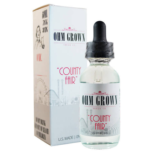 County Fair by Ohm Grown Vapor Co.- VapeRanger Wholesale eLiquid/eJuice