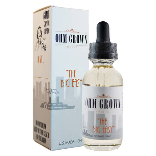 The Big Easy by Ohm Grown Vapor Co.- VapeRanger Wholesale eLiquid/eJuice