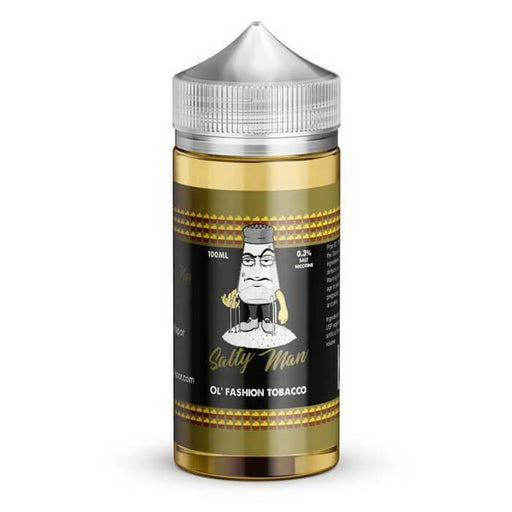 Ol' Fashioned Tobacco by Salty Man Vapor eJuice - Unavailable- VapeRanger Wholesale eLiquid/eJuice