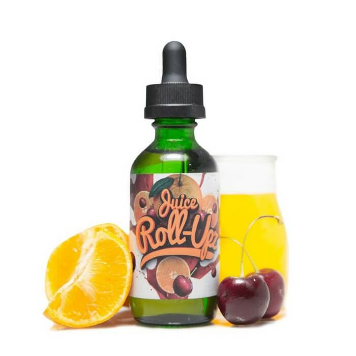 Orange Cherry by Juice Roll Upz eJuice - Unavailable Wholesale eLiquid | eJuice Wholesale VapeRanger