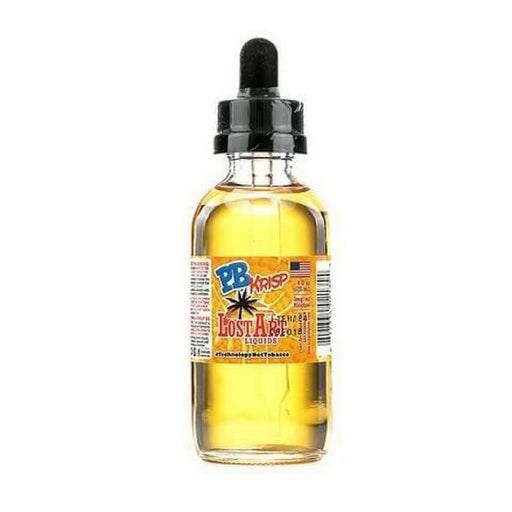 PB Krisp by Lost Art Liquids- VapeRanger Wholesale eLiquid/eJuice