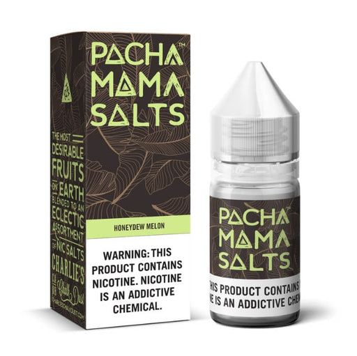 Honeydew Melon by Pachamama Nicotine Salt E-Liquids- VapeRanger Wholesale eLiquid/eJuice