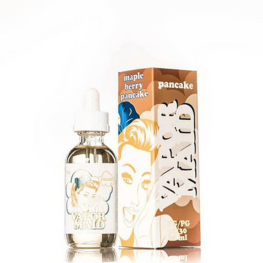 Pancake by Vapor Maid eJuice [60ml] - Unavailable- VapeRanger Wholesale eLiquid/eJuice
