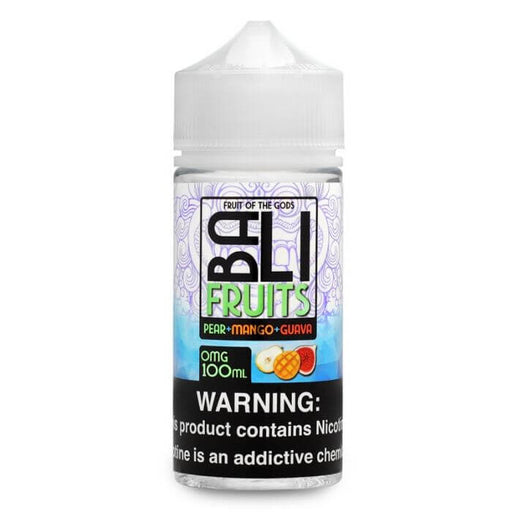 Pear Mango Guava Ice by Bali Fruits eJuice- VapeRanger Wholesale eLiquid/eJuice