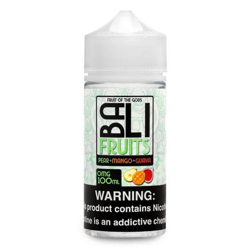 Pear Mango Guava by Bali Fruits eJuice- VapeRanger Wholesale eLiquid/eJuice