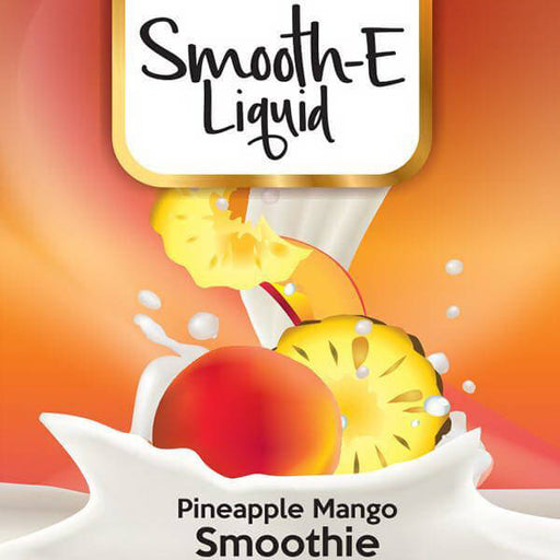 Pineapple Mango Smoothie by Smooth-E Liquids- VapeRanger Wholesale eLiquid/eJuice