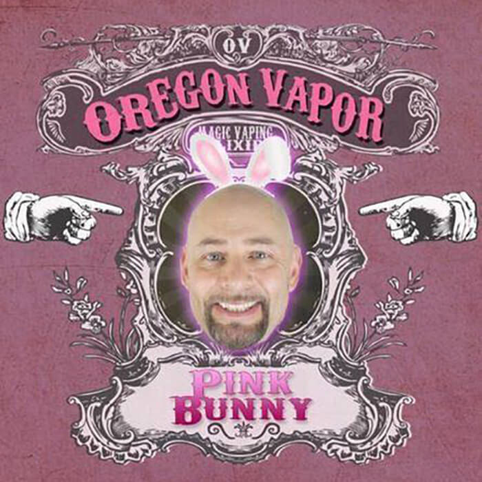 Pink Bunny by Oregon Vapor eJuice