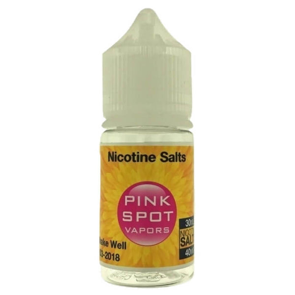 Banana Nut Bread by Pink Spot Nicotine Salt E-Liquid #1