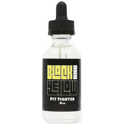 Pit Fighter by Black and Yellow E-Liquid- VapeRanger Wholesale eLiquid/eJuice