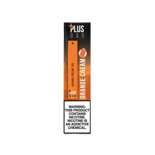 Plus Pods Orange Cream Disposable Device- VapeRanger Wholesale eLiquid/eJuice