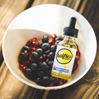 Pomegranate Blueberry by Halfies Lemonade E-Liquid - Unavailable eLiquid by Halfies Lemonade E-Liquid - eJuice Wholesale on VapeRanger.com