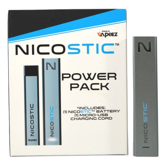 Power Pack by NicoStic Hardware Wholesale eLiquid | eJuice Wholesale VapeRanger
