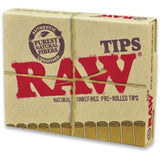 Pre-Rolled Tips by Raw Rolling Papers- VapeRanger Wholesale eLiquid/eJuice