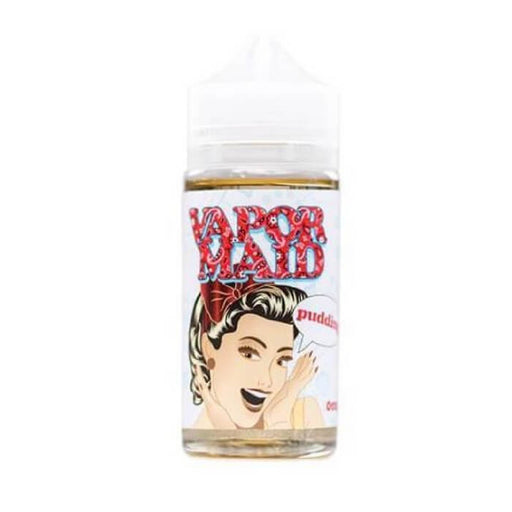 Pudding by Vapor Maid eJuice [100ml] - Unavailable- VapeRanger Wholesale eLiquid/eJuice