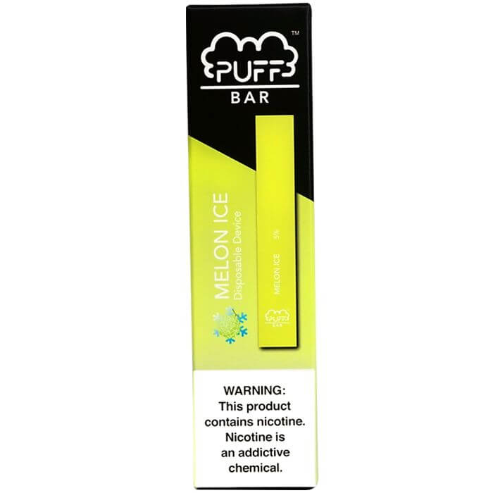 Puff Bar Melon Ice Disposable Pod