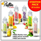 Puffin E-Juice 60ml Intro Pack eLiquid by Puffin E-Juice - eJuice Wholesale on VapeRanger.com
