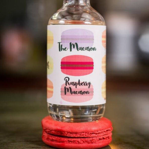 Raspberry Macaron by The Macaron E-Liquid - Unavailable- VapeRanger Wholesale eLiquid/eJuice