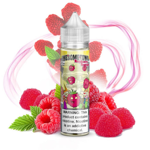Raspberry Rapture by Awesometown eJuice- VapeRanger Wholesale eLiquid/eJuice