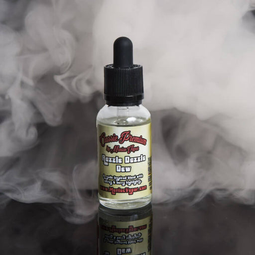 Razzle Dazzle Dew by Maniac Vapor eJuice- VapeRanger Wholesale eLiquid/eJuice