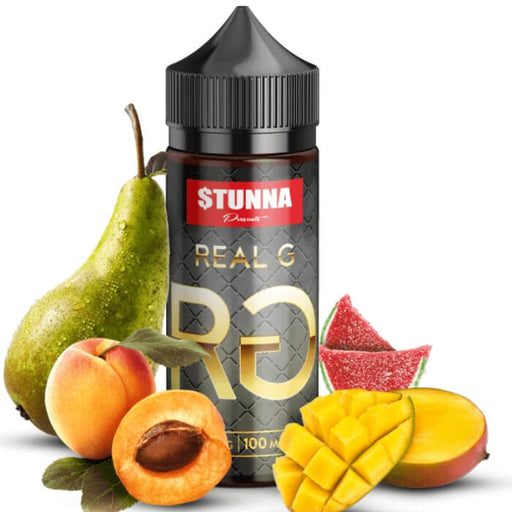 Real G by Stunna E-Juice- VapeRanger Wholesale eLiquid/eJuice