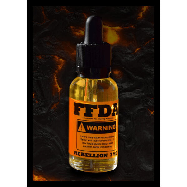 Rebellion by FFDA eJuice #1