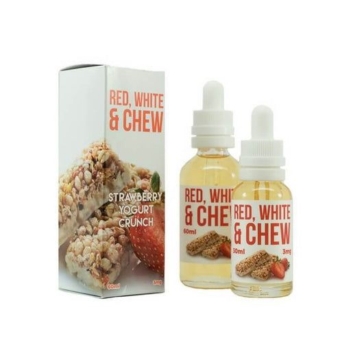 Red White & Chew by Enfuse Vapory- VapeRanger Wholesale eLiquid/eJuice
