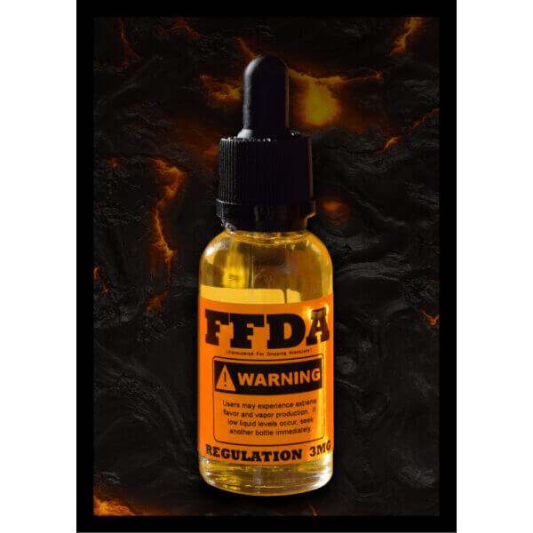 Regulation by FFDA eJuice #1