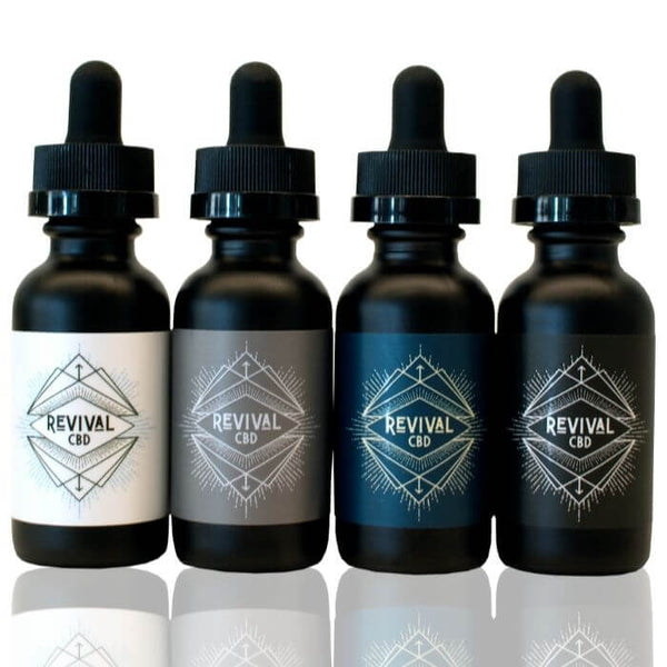 Revival CBD Vape Additive Tincture